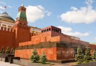 Lenin's Mausoleum in Moscow's Red Square