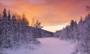 Levi Landscape - Finland - On The Go Tours