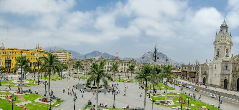 Day tours and activities to Lima in Peru
