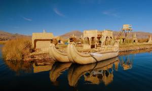 Lima To La Paz Main Image  Lake Titicaca, Peru  On The Go Tours