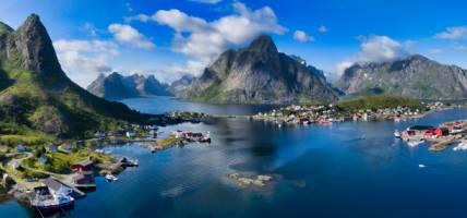 Lofoten Islands in summer - Scandinavia Tours - On The Go Tours