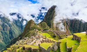 Machu Picchu by Train Main Image  Machu Picchu, Peru  On The Go Tours