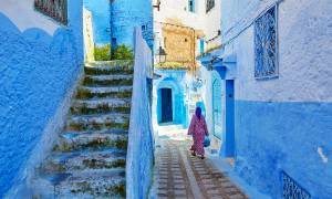 Magical Morocco main Image - Chefchaouen Blue City - Morocco