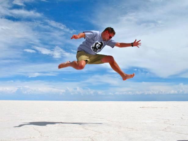 Uyuni salt flats - Itinerary 1