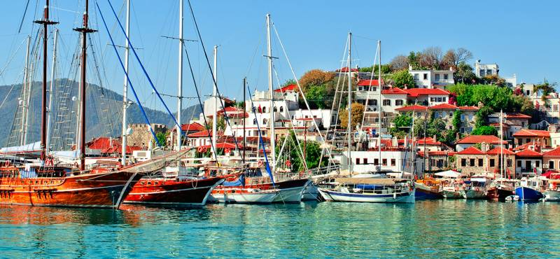 Explore Marmaris on our range of day tours and activities
