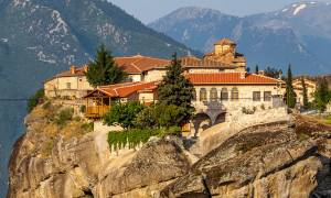 Meteora Monastery - Greece Tours - On The Go Tours