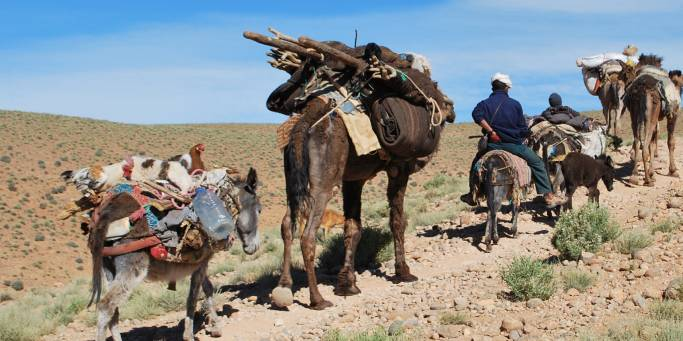 Migration of the Berbers | Morocco