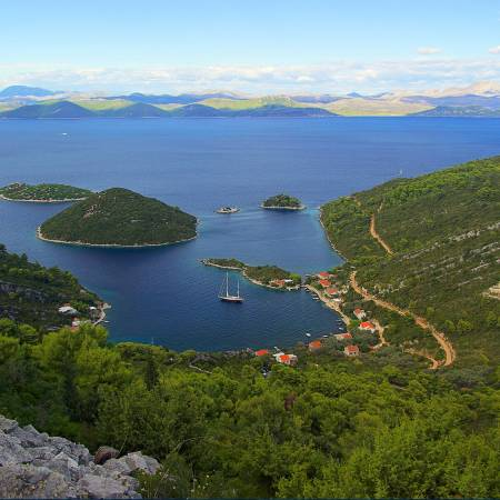 Mjet National Park - Croatia Tours - On The Go Tours