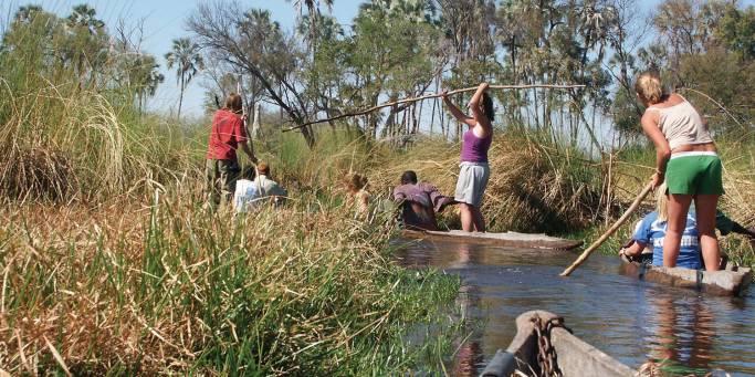 Okavango Delta | Botswana | Africa
