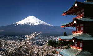Mount Fuji and Peace Pagoda - Japan Tours - On The Go Tours
