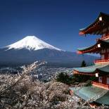 See Mount Fuji & Peace pagoda on our range of Japan tours