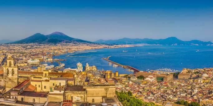 Naples & Mt. Vesuvius | Italy