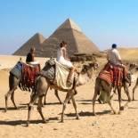 Camel trekking | The Pyramids | Giza | Egypt