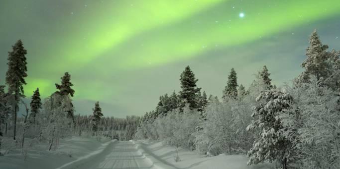 Northern Lights in Lapland | Finland