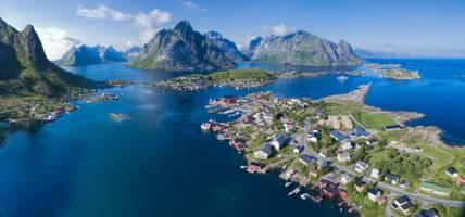 Norway Best Places to Visit page menu image