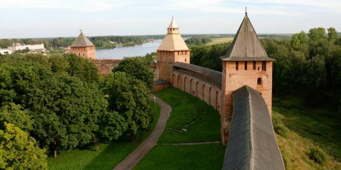 Kremlin | Novgorod | Russia