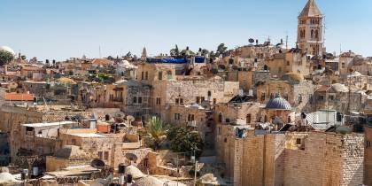 Old City of Jerusalem - Israel Tours - On The Go Tours