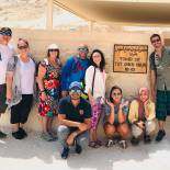 An group at the tomb of King Tutankhamun | Luxor Valley of the Kings | Egypt | On The Go Tours