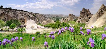 Panoramic view of Cappadocia -Turkey Tours-On The Go Tours