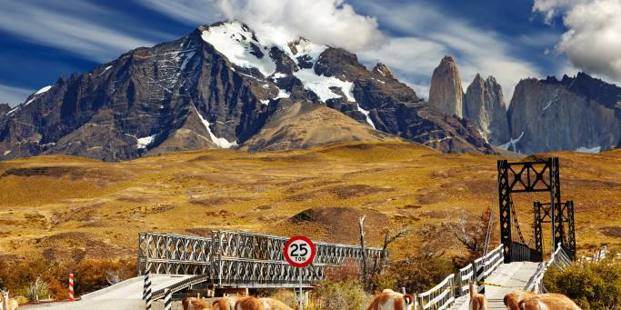 Torres del Paine National Park | Chile | South America