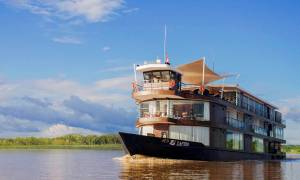 Peru & Iquitos Amazon Cruise main image - On The Go Tours