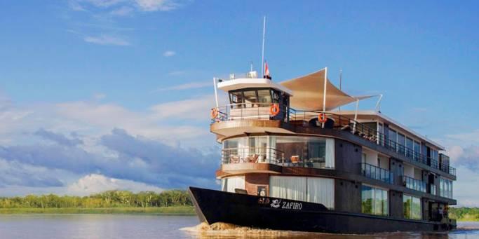 Zafiro Amazon Cruise | Peru | South America