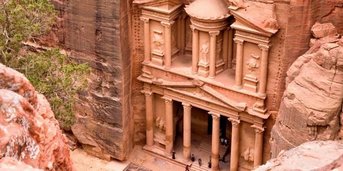 Treasury | Petra | Jordan
