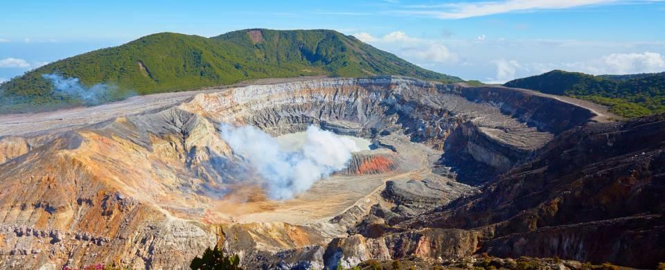 Poas Volcano National Park - web ready highlight