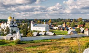 Pokrovsky Monastery in Suzdal - Russia Tours - On The Go Tours