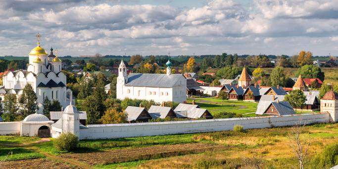 Pokrovsky Monastery | Suzdal | Russia | On The Go Tours