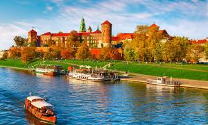 Poland and Baltic Discovery Main Image - Wawel Castle, Krakow - Eastern Europe Tours