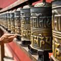 The great monument of Swayambhunath located in Kathmandu