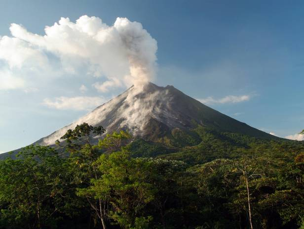 Arenal Volcano National Park - web ready highlight