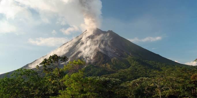 Arenal Volcano | Costa Rica | Central America
