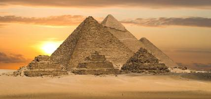 Pyramids of Giza - Best of Ancient Egypt