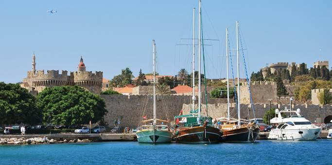Rhodes Island | Greek Islands | Greece