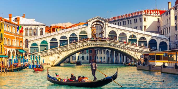 Rialto Bridge | Venice | Italy