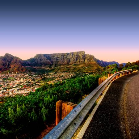Road to Cape Town - South Africa - Africa Safaris - On The Go Tours