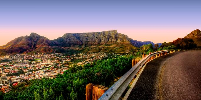Table Mountain | Cape Town | South Africa | Africa