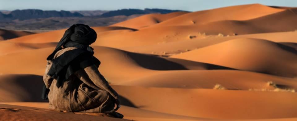 Sahara and Man Site Image