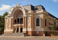 The Opera House in Saigon | Vietnam | Southeast Asia