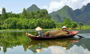 Saigon to Bangkok Main Image - Mekong Delta, Vietnam - Vietnam Tours
