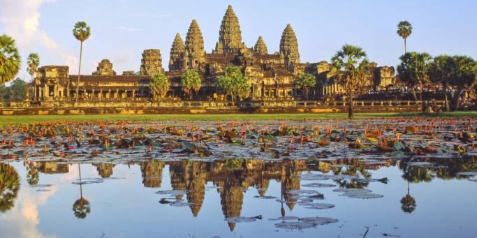 Angkor Wat | Cambodia | Southeast Asia