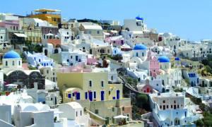 Santorini Istanbul to Athens New