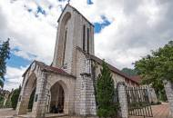 Stone Church in Sapa | Vietnam | Southeast Asia
