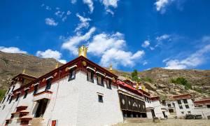 Sera Monastery in Lhasa - Tibet Tours - On The Go Tours