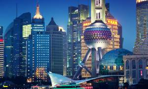 Shanghai by night - China Tours - On The Go Tours