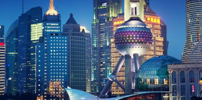 Shanghai by night | China