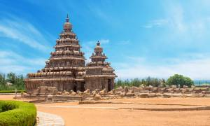 Shore Temple - Mahabalipuram - On The Go Tours