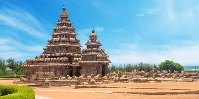 Shore Temple | Mahabalipuram - India | On The Go Tours